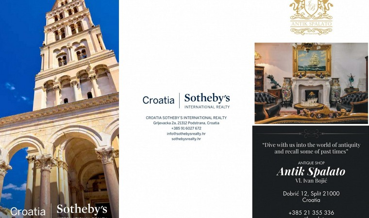Sotheby's Guide Map